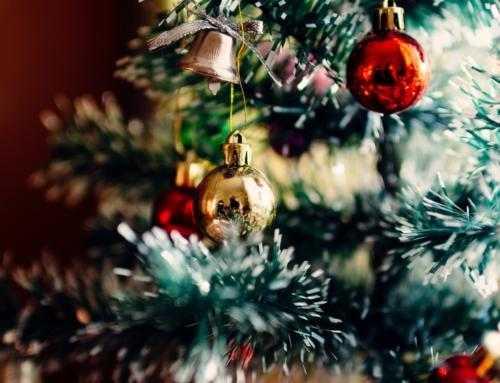 Hjemme eller på ferie i julemåneden?